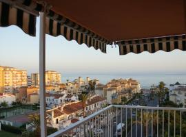 Beach Apartment in Costa del Sol, Torrox Costa