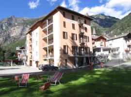 Residence Hotel Moderno, Gaby
