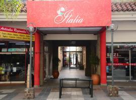 Hotel Italia, Villa Carlos Paz