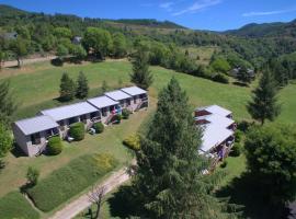 Domaine Aigoual Cevennes, Meyrueis