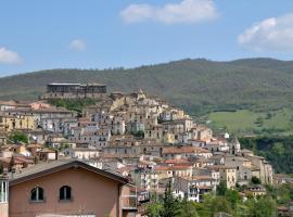 Il Saraceno, Calvello