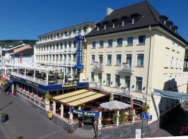 Parkhotel Rüdesheim Superior, Riudesheimas prie Reino