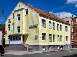 Hotel Neun 3/4, Celle