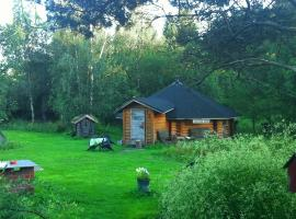 Nuuksio Hostel and Camping, Veikkola