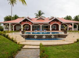 Villa Bella 1, La Barbacoa