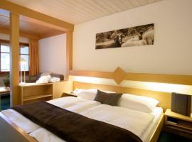Hotel Sonnblick, Gaschurn