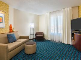 Fairfield Inn & Suites – Buffalo Airport, Cheektowaga
