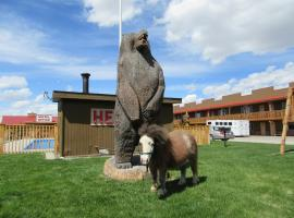 Big Bear Motel, Cody