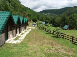 Camping Drina, Foča