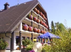 Schwarzwald Gasthof Sternen-Post, Bräunlingen