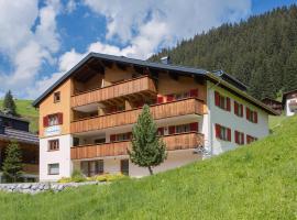Aparthotel Brunnenhof, Damuls
