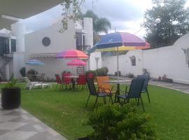 Desarrollo Turistico, Oaxtepec
