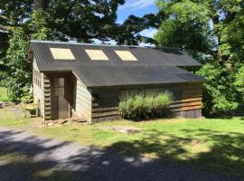 Owl Lodge, Llandegla
