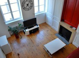 L'Appartement du Parc, Lyon