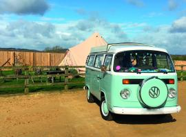 Bybrook Barn Bell Tent, Swithland