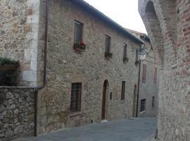 Alla Porta di Sopra, Castiglione d'Orcia