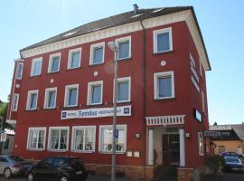 Hotel Romäus, Villingen-Schwenningen