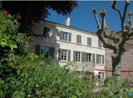 Le Clos de l'Abbaye, Cluny