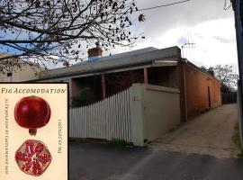 Fig Cafe and Accommodation, Castlemaine