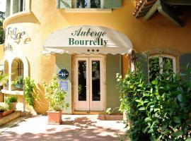 Auberge Bourrelly, Кабрье