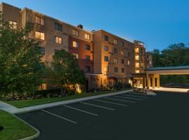 Courtyard Providence Lincoln 3 Star Hotel 5 Miles From Bryant University