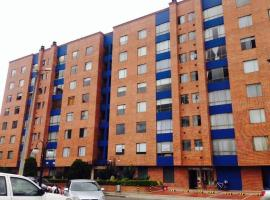 Apartamento Julio Mario Santodomingo, Bogotá