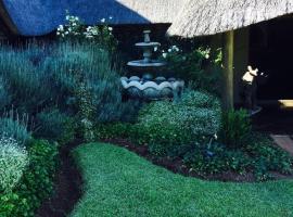 Ithaba Falls Guest Farm, Boerboomskraal