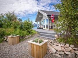 Vestfjord Panorama Villa, Nes