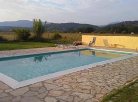 Villa Korona, Giannádes