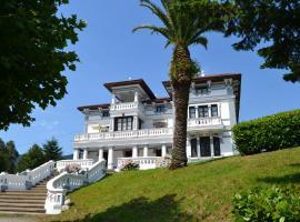Villa Alicia, Villarín