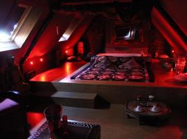 Bubble Lounge Hotel, Hooglede