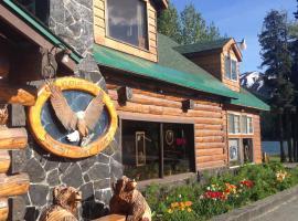Summit Lake Lodge, Summit Lake