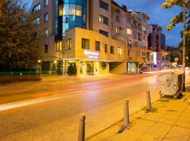Best Western Lozenetz Hotel, Sofia