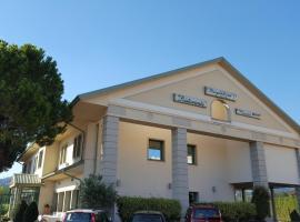 Bergamhotel, Mapello