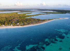 North Beach Island - Barbuda, Codrington
