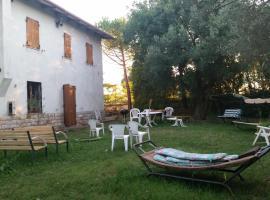 Villa Trau, Montemarciano