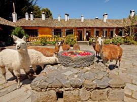 Hacienda San Agustin de Callo, Lasso