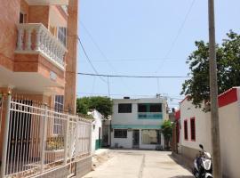 Edificio Silvia, Santa Marta