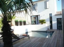 Rental Villa Ile-De-Re Villa D'Architecte Contemporaine Piscine Chauffee 8 Personnes