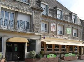 Le Relais Saint Michel, Domfront