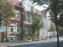 Hotel Zum Goldenen Löwen, Merseburg