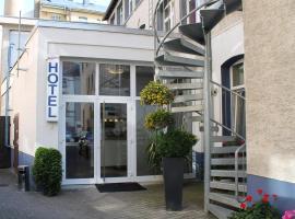Aariana Hotel, Ofenbachas