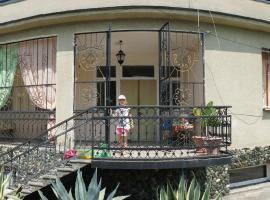 Lukomorye in Alakhadze Guest House, Pizunda