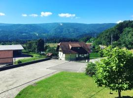 Tourist Farm Pri Ratu, Selnica ob Dravi
