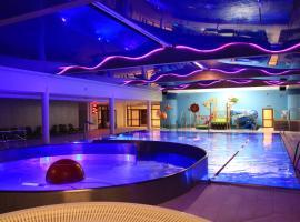 Hotel Continental, Krynica Morska