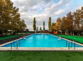 Park-hotel Shinkar, Peresyp
