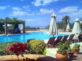 Panselinos Hotel, Mythimna