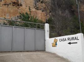 Casa Rural El Rincón de Palomera, Palomera