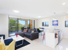 M12B 2BR Kangaroo Point - Uptown Apartments, Brisbane