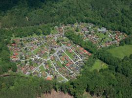 Erholungspark Wilhelmsruh, Möhnesee